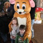 jerry mouse and kids