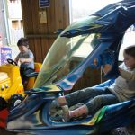 arcade rides at 4 kingdoms play barn