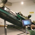 boat on display at the soldiers of oxfordshire museum