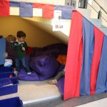 play den under the stairs
