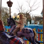 carousel at Alton Towers