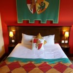 Legoland Hotel kingdom themed bed