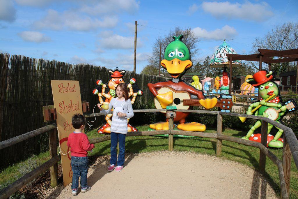 animal band at fairytale farm