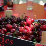 cherries in spain