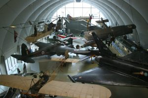 Airplanes at RAF Museum London