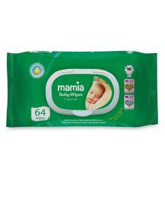 Mamia baby wipes