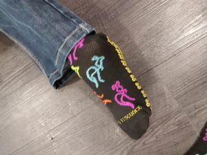 Trampoline socks