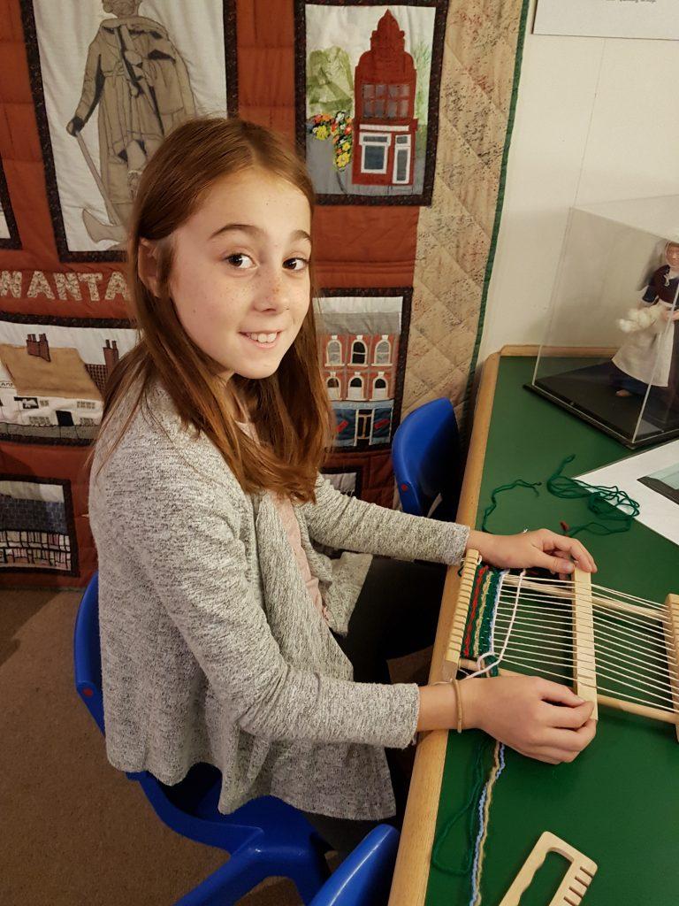 lilian weaving