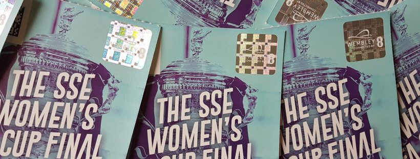 womens FA cup final tickets