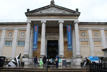 The Ashmolean Museum