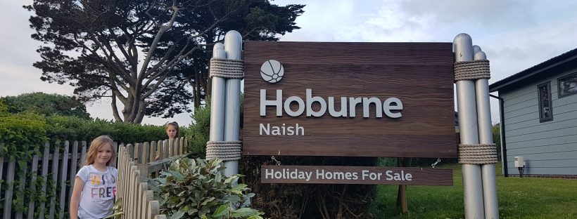 Hoburne Naish holiday park