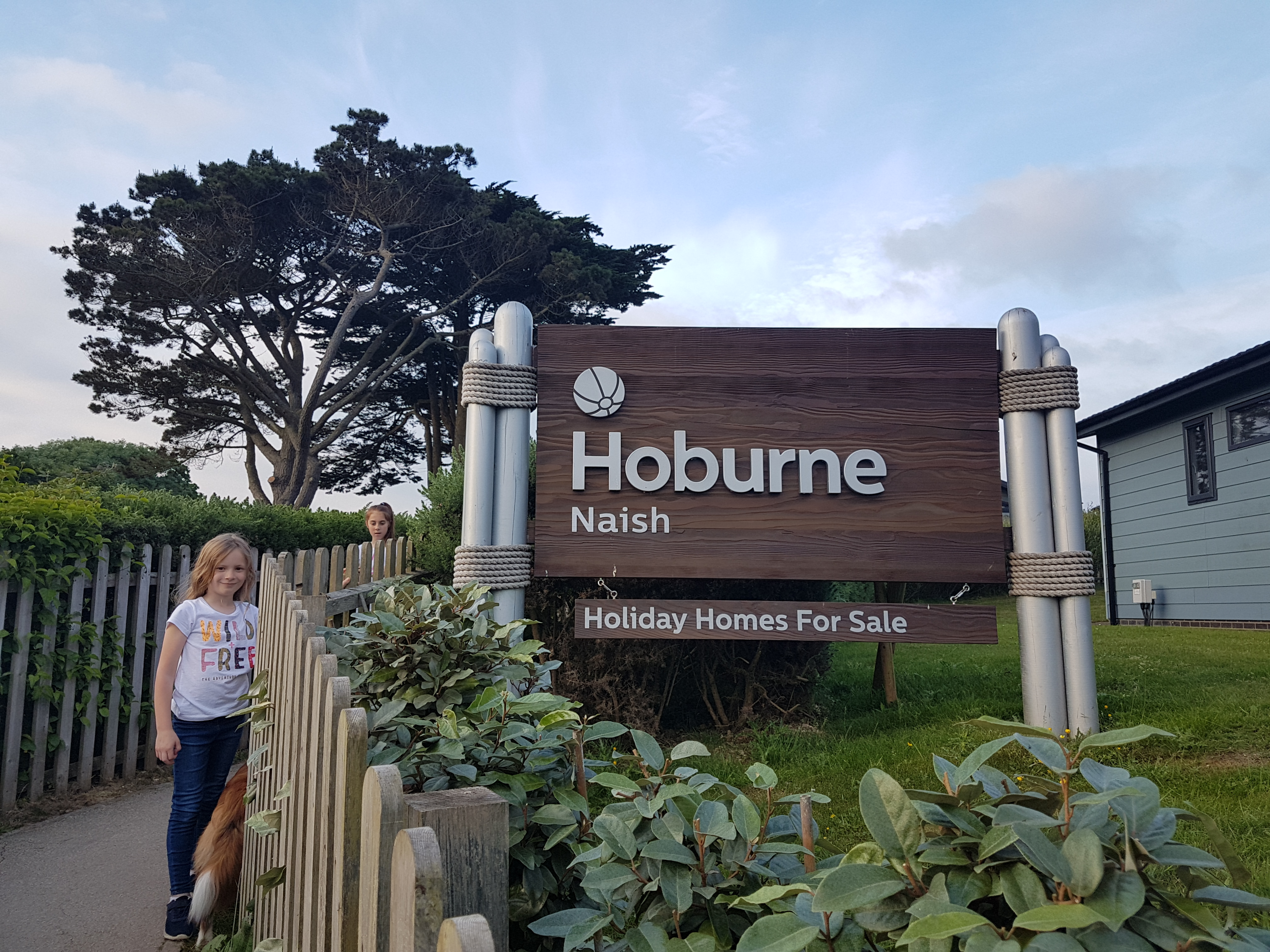 Hoburne Naish holiday park