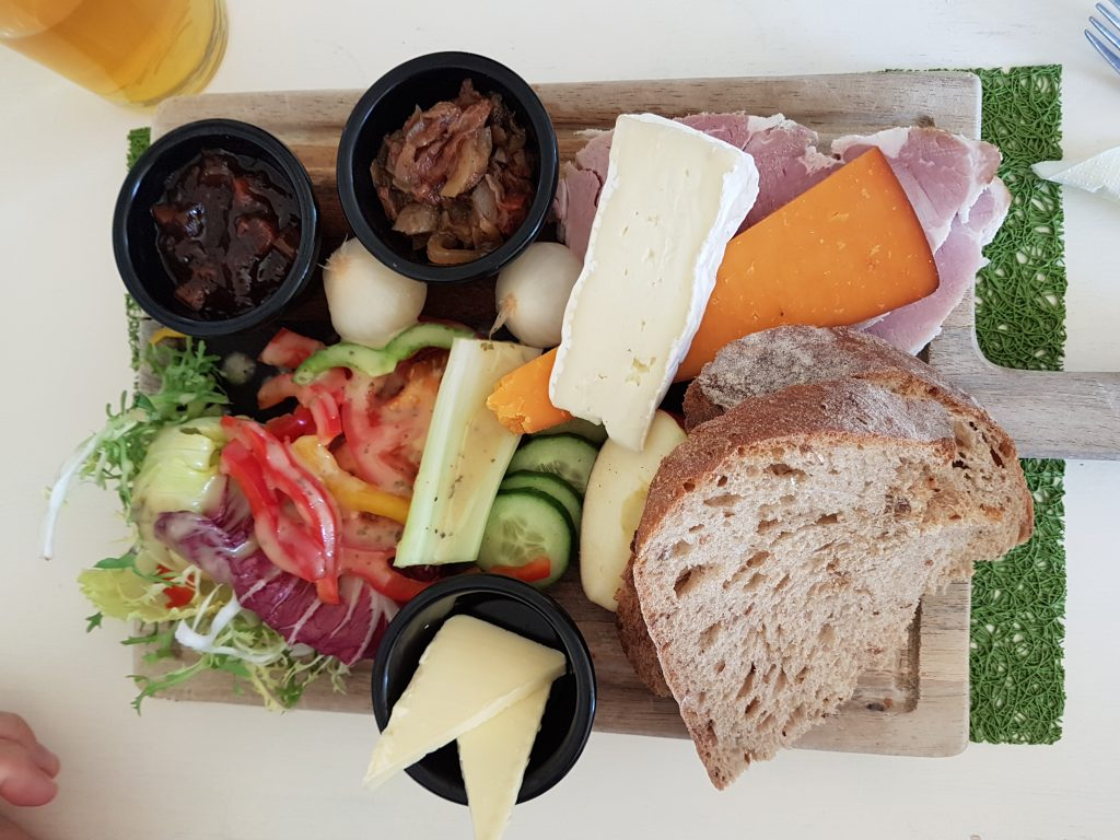 cider pantry ploughmans lunch