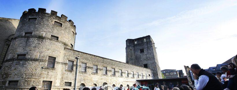 oxford castle shakespeare festival