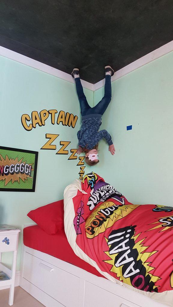 whipsnade superhero upside down