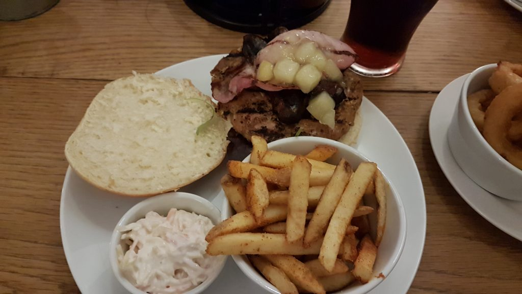 Dorset Burger Company
