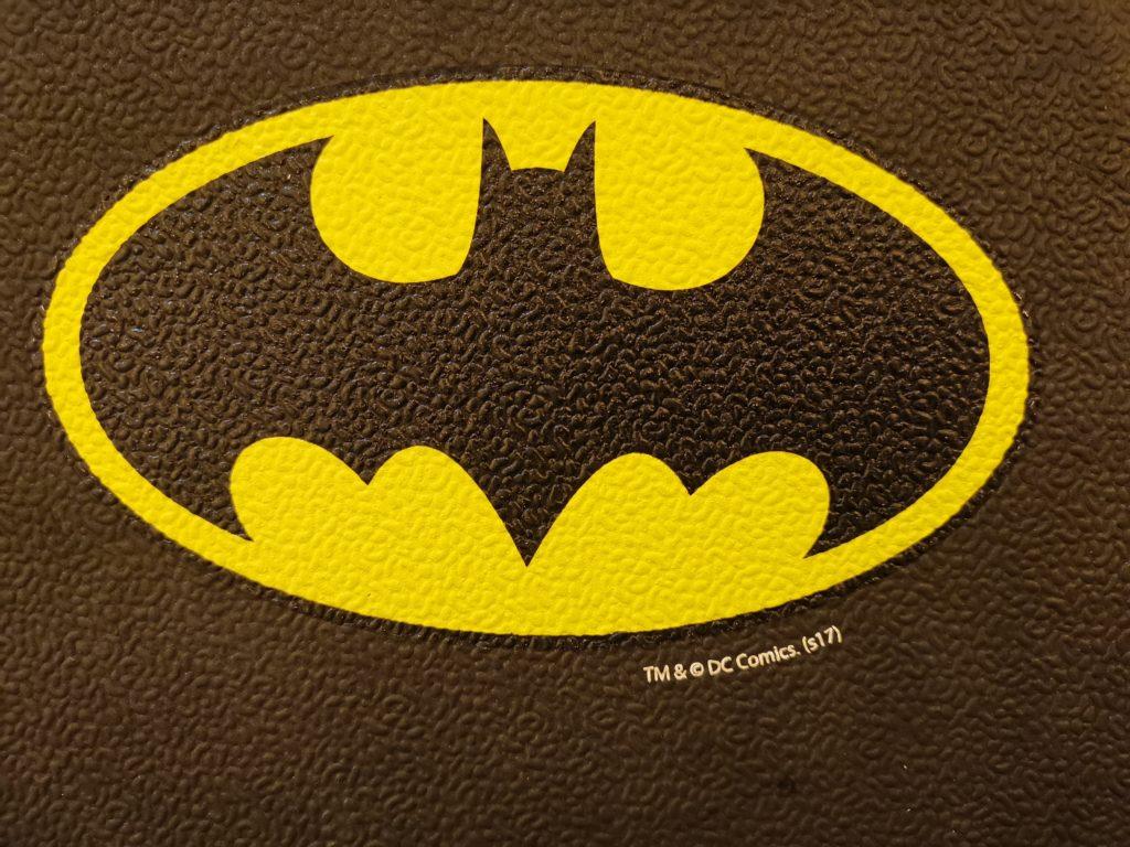 Zoggs Batman swimming float