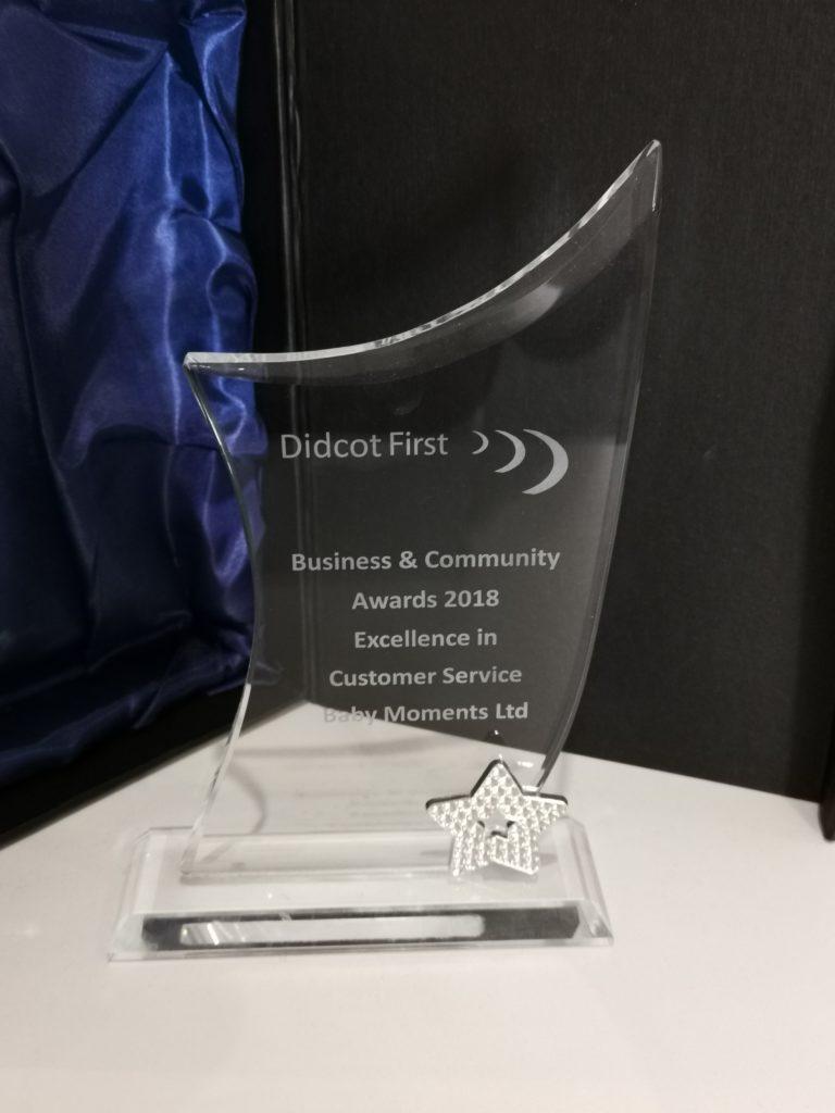 Didcot first award