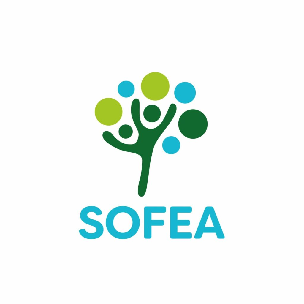 SOFEA community larder logo