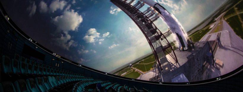 CAPCOM GO planetarium film