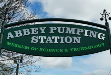 Abbey Pumping Station in Leicester