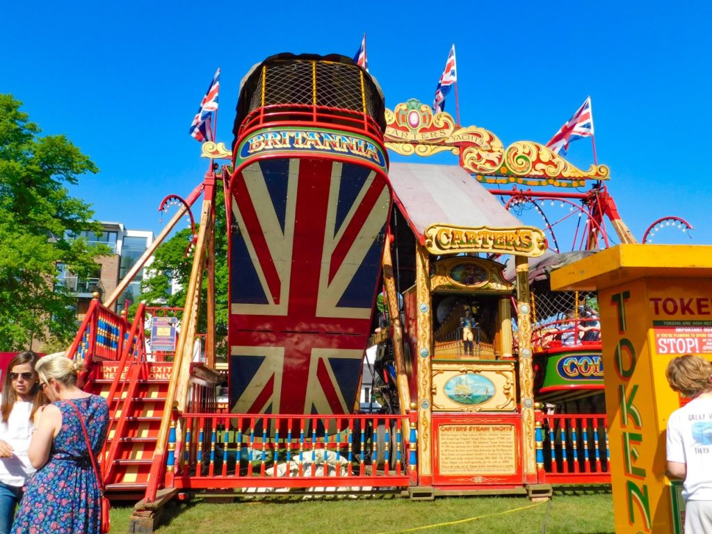 Carters Steam Fair Mum Of 2 5