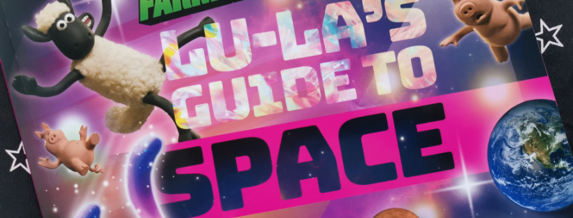 Lu-la's Guide To Space front cover