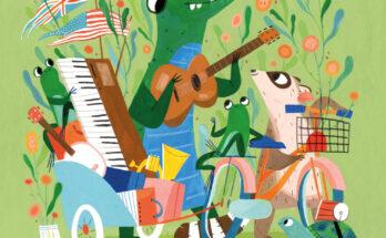 Songs Across the pond album cover