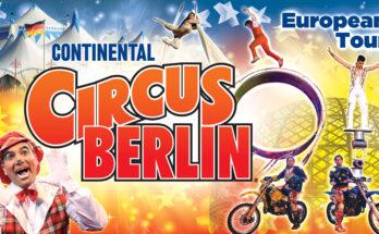 Circus Berlin banner