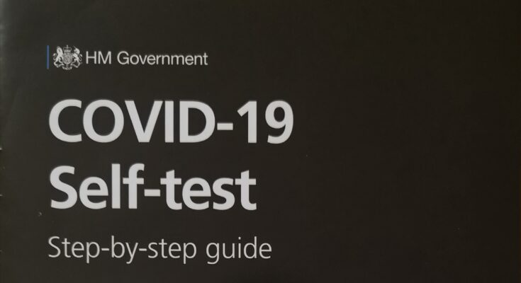 Covid-19 self test guide