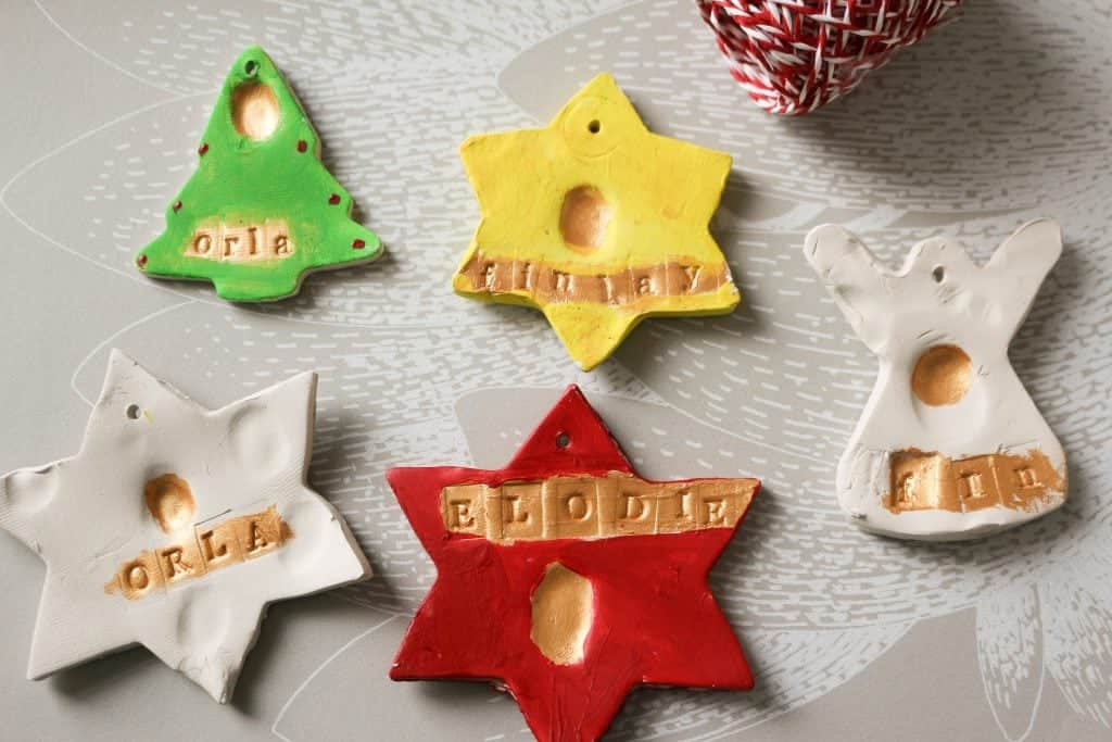 Christmas Crafts For Babies And Toddlers