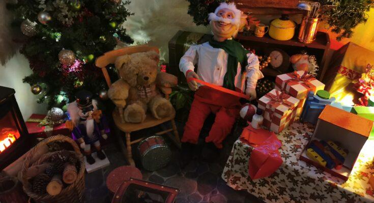 The toymaker at Fairytale Farm
