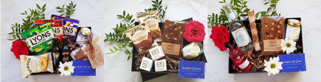 Starlight gift boxes for Mother's Day gifts