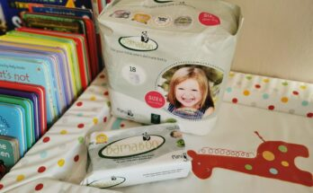 Mama Bamboo Bamaboo biodegradable nappies and wipes